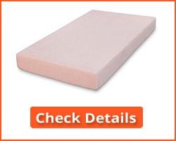 Cr Sleep Memory Foam 5 Inch Bunk Bed Mattress